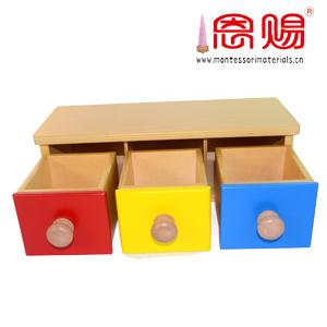 Box with Bins