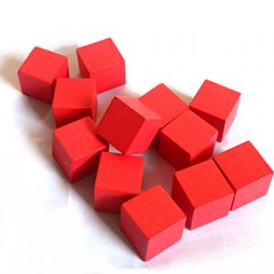 board Game Parts pawns cubes
