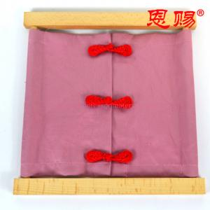dressing frame chinese knot  montessori material practical life