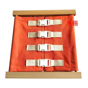 dressing frame eye-splice montessori material practical lif