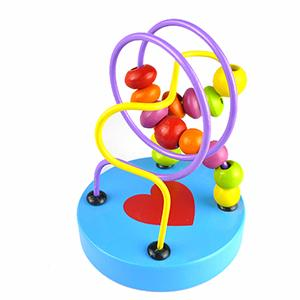 wooden beads toy